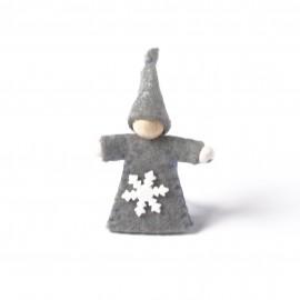 Karácsonyi mini manó  több színben
