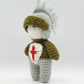 Keresztes lovag baba