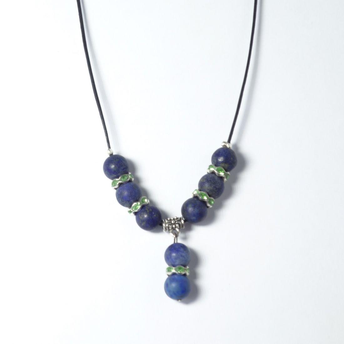 Lápisz lazuli nyaklánc