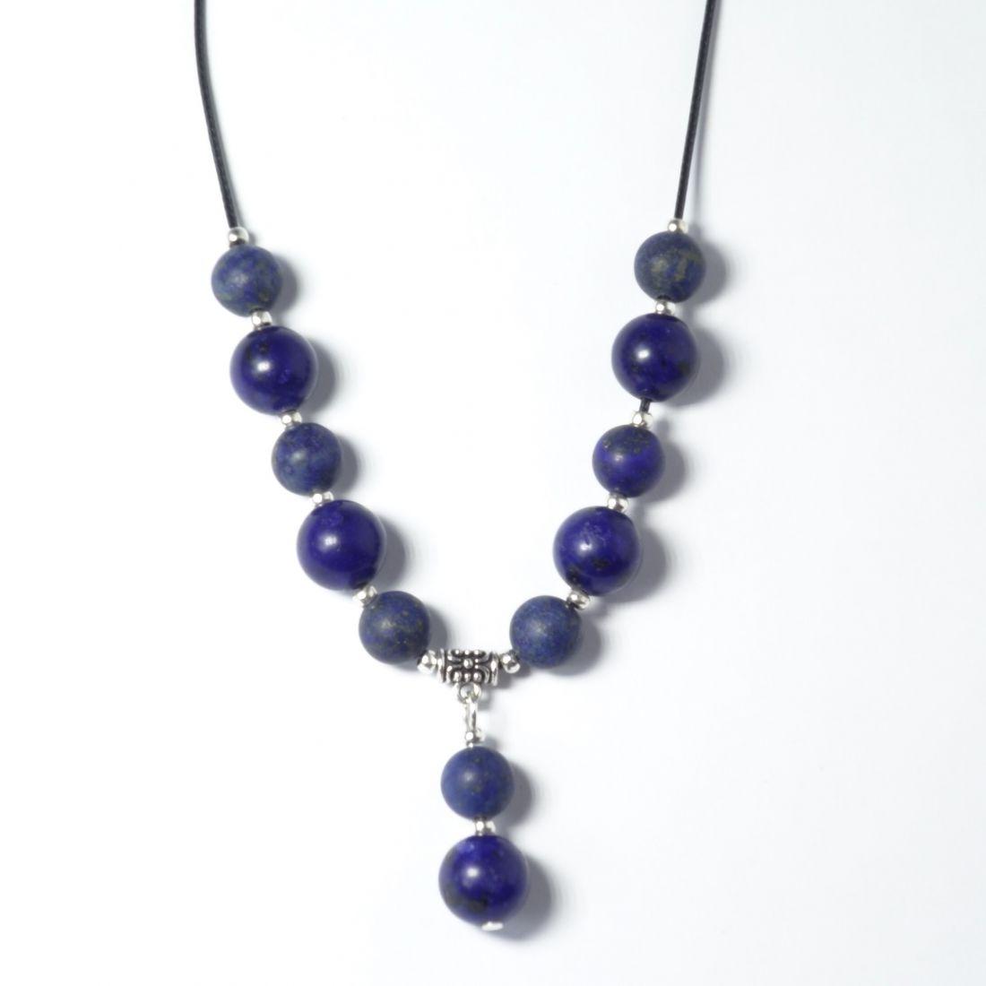 Lápisz lazuli ásvány nyaklánc
